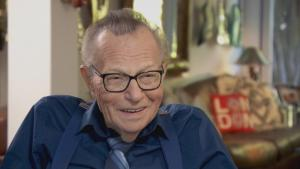 Larry King Often Said He Wanted to Be Cryogenically Frozen, So Was He?