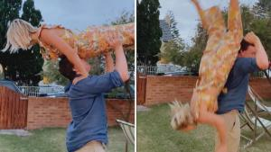 Australian Dancer Takes Nasty Fall Recreating 'Dirty Dancing' Scene
