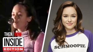 'The Goldbergs' Hayley Orrantia's Most Embarrassing Moment Before Making It Big