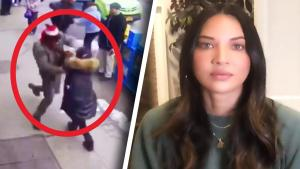 Olivia Munn Sickened by Brutal Attack on Chinese Woman That Required 10 Stitches