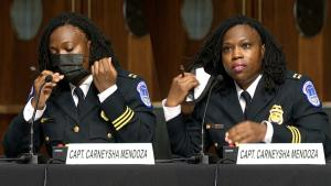 Chemical Burns on Capitol Police Officer's Face Revealed at Senate Hearing