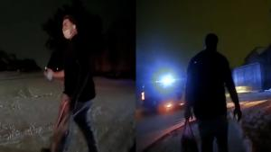 18-Year-Old Arrested for Walking in Street Says Texas Cops 'Didn't Protect' Him