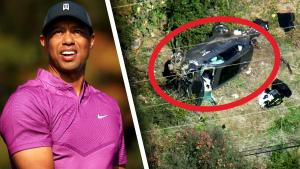 Tiger Woods Needed 'Jaws of Life' to Be Taken Out of Mangled Car