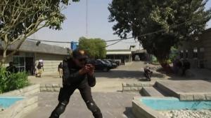 Rollerblading Unit of Police Officers Will Hit Streets of Pakistan Next Month