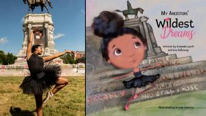14-Year-old Writes Children's Book About Brown Ballerinas: 'We All Have a Voice'