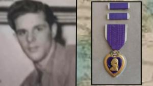 How Veteran's Family Reunited With Purple Heart That Wound Up in Thrift Store