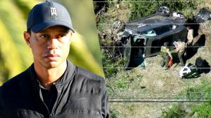 Tiger Woods Crash: How a Deputy Responding to the Scene Found the Golfer