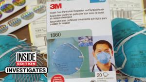Investigators Seize 1.7 Million Counterfeit N95 Face Masks From Queens Warehouse