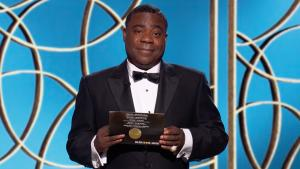 Tracy Morgan Hilariously Mispronounces 'Soul' During Golden Globe Awards