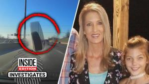 Woman Killed by Tire Flying Off Vehicle Ahead of Her