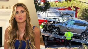 Tiger Woods' Former Mistress Thrust Back Into Spotlight After Crash