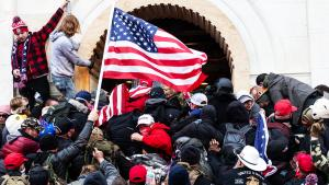 Capitol Police Warn of Possible QAnon Conspiracy-Fueled March 4 Capitol Attack