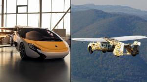 These Flying Cars May Be on the Market in Europe and the US in 2023