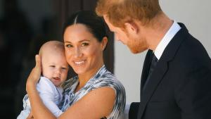 Meghan Markle Says Archie's Skin Tone Was a Concern to a Member of 'The Firm'
