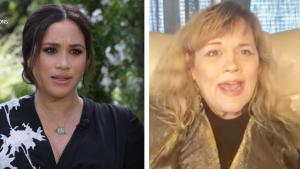 Samantha Markle Has No Sympathy for Half-Sister Meghan's Suicidal Thoughts