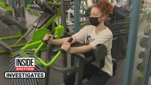 Many Gyms Require Facemasks, But Do People Working Out Always Wear Them?