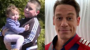 8-Year-Old Saves Baby Sister After Learning What to Do From John Cena on Nickelodeon