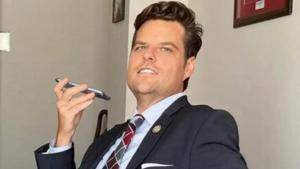 Matt Gaetz Reportedly Had 'Point System' for Sexual Conquest in Florida Statehouse