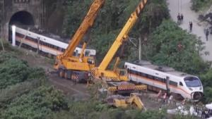 Dozens Killed and Injured in Devastating Taiwan Passenger Train Derailment