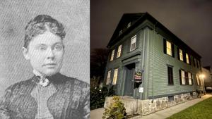 Lizzie Borden House's New Owner Says He Heard Footsteps in Famous Haunted Home