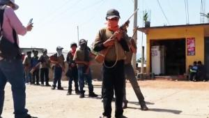 Children in Mexico Train to Use Military-Style Weapons to Protect Villages