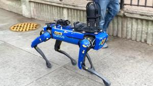 Critics Compare Crime-Fighting Robot Dog to Netflix's 'Black Mirror'