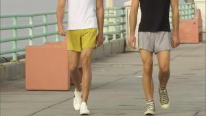 Is the Summer of Mens Short-Shorts Upon Us?