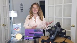 Limited Time Deals on Exercise Bikes, Ceramic Hair Brushes and Charging Pads