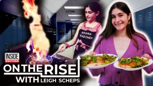 How a 16-Year-Old Chef Builds a TikTok Recipe Empire From Her Grandparents' Home