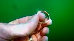 Diver Reunites Man With Unique Wedding Ring Lost in American River
