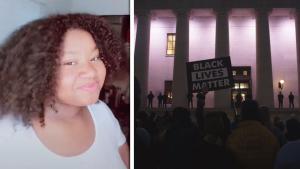 Vigil Held for 16-Year-Old Ma'Khia Bryant Killed in Ohio Shooting