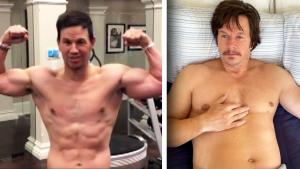 Why Mark Wahlberg Is Stuffing Himself With Chicken Nuggets and Beer