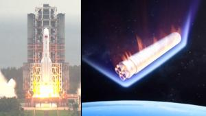 Runaway China Rocket Will Crash to Earth, But No One Knows Where