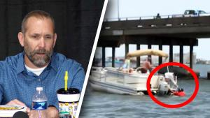 Man Who Dove Off Bridge to Save Baby Says What He 'Didn't Think Twice'