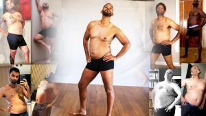 Will Smith Inspires Men to Show Off Their Dad Bods