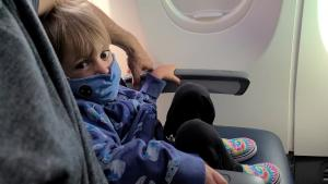 Mom Claims Family Kicked Off Plane Because of Son's Disability, Not Behavior