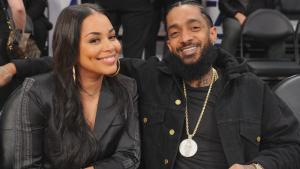 Lauren London's Return to Acting Helped Heal Loss of Fiance Nipsey Hussle