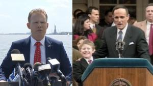 Andrew Giuliani Reacts to Being Featured in 'SNL' Sketches About His Dad
