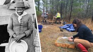 Archaeological Discovery Brings Together Harriet Tubman's Family Members