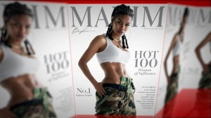 Teyana Taylor Is First Black Woman to Be Named Maxim's Sexiest Woman Alive