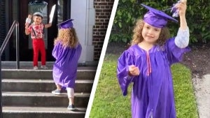 Seattle Pre-K Graduate Gets Solo Ceremony From Little Brother