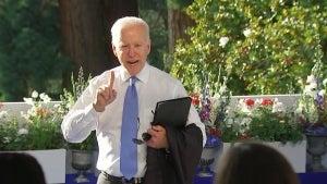 President Biden Loses His Temper at CNN Reporter Kaitlan Collins