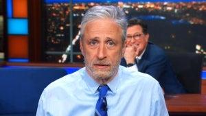 Jon Stewart's COVID-19 China Lab Leak Comment 'Irresponsible,' Critics Say