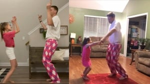 Daddy Daughter Dance Duo Do It Again 5 Years Later for Father's Day