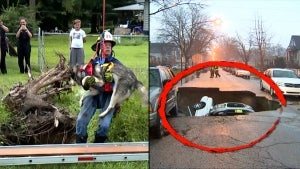 Our Most Memorable Stories About Sinkholes in Brazil, Pennsylvania and Florida