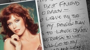Tanya Roberts' Handwritten Will Has a Haunting Message for Her Boyfriend