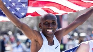44-Year-Old Former Refugee Is Oldest Runner on US Olympic Team