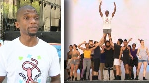 Kevin Boseman Performs Beautiful Dance in Tribute to Brother Chadwick