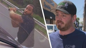 Dad Whose Windshield Got Bashed In With Bat Says Kids Were Terrified