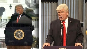 Donald Trump Asked If Justice Department Could Go After 'SNL' for Jokes: Report